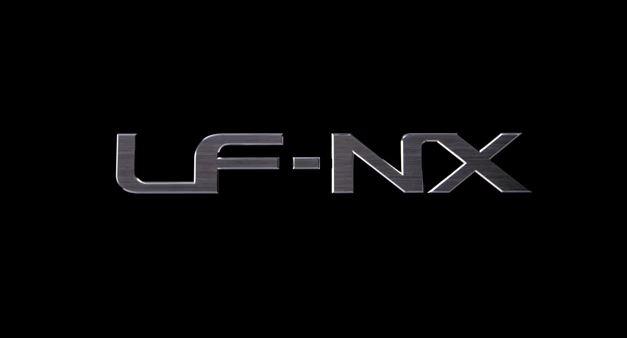 LF-NXコンセプトムービー公開2