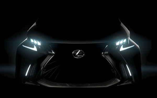 ジュネーブモーターショーでのレクサス新コンセプトカー名が発表される