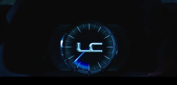 NewレクサスLC動画