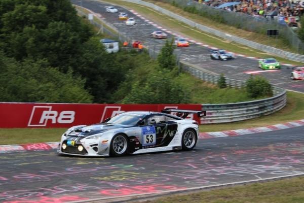 ニュルブルクリンク24時間レースでトヨタが3クラス制覇!