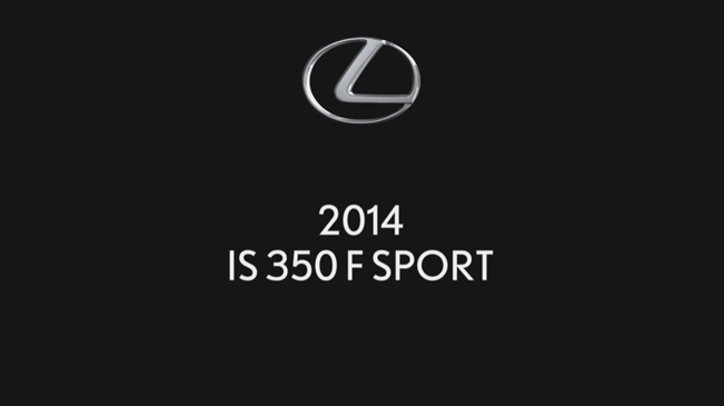 New IS350 F-Sports