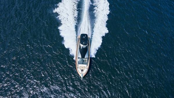 LY650航行